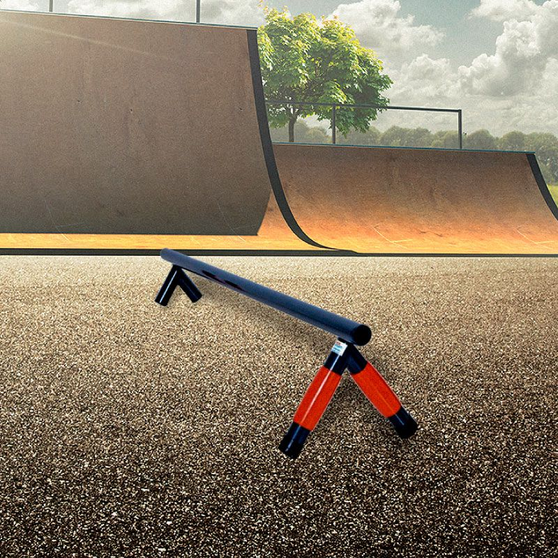 Kit Corrimão Skate / Trave Equilibrio