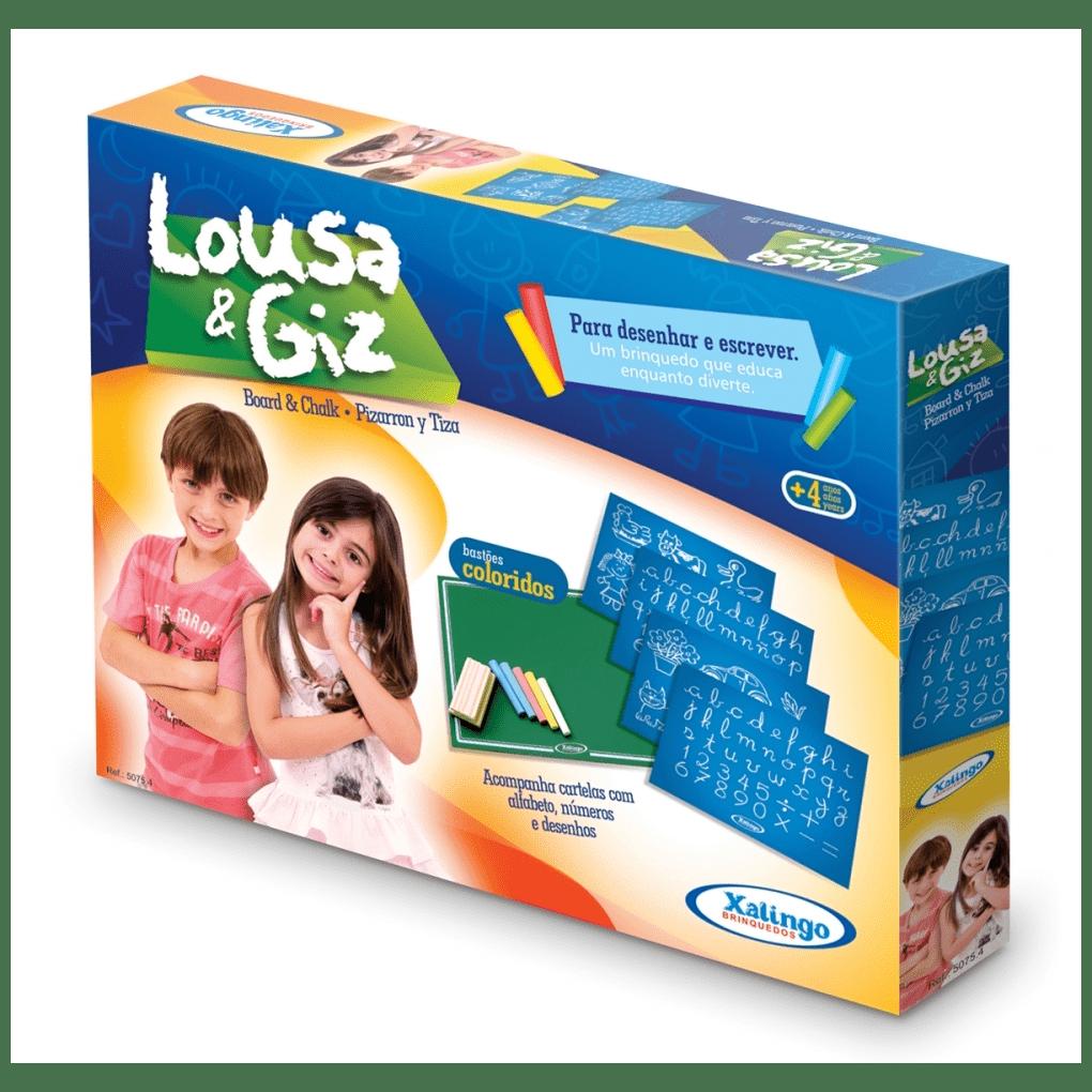 Lousa E Giz  - Alegria Brinquedos
