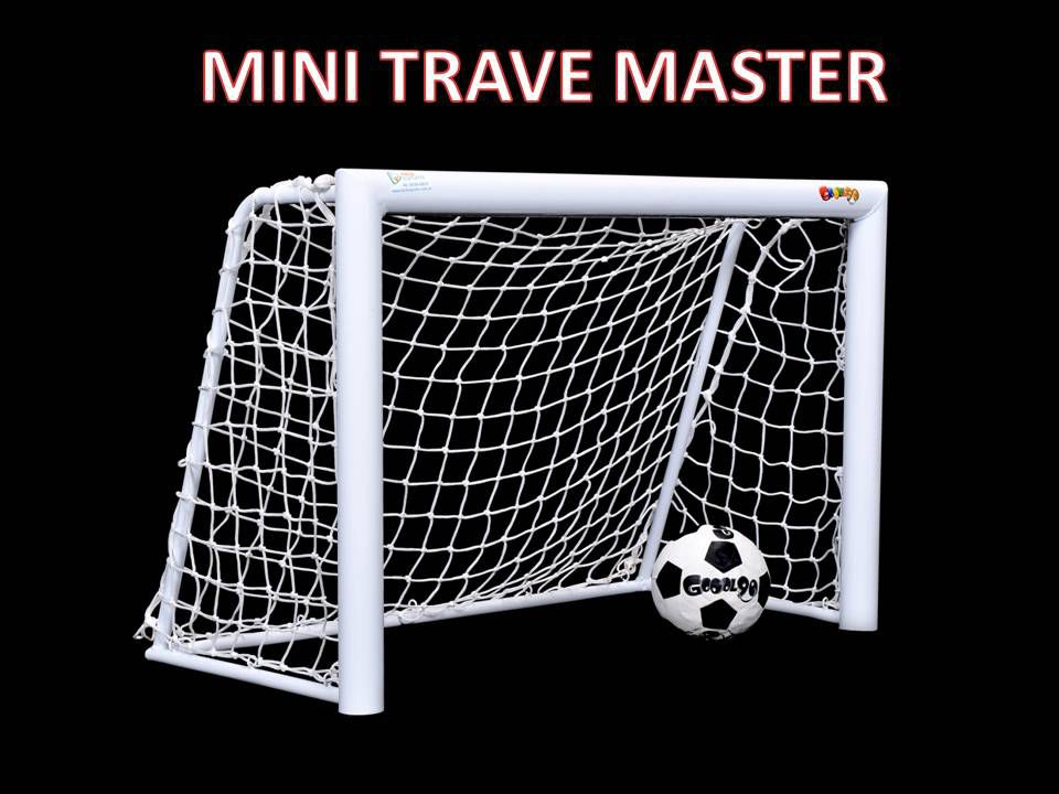 Mini Trave Profissional Goool 90 Master  - Alegria Brinquedos