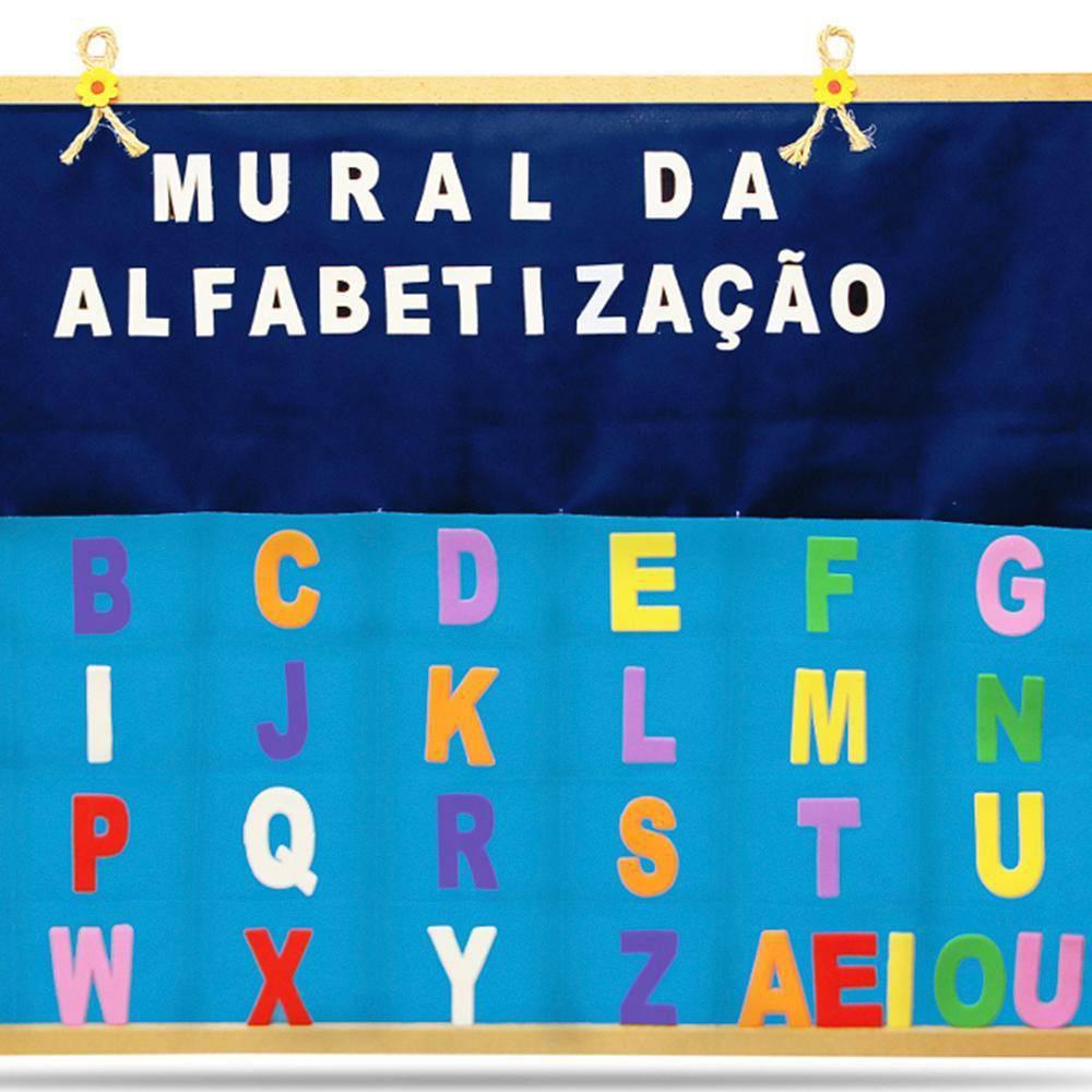 Mural Da Alfabetizacao