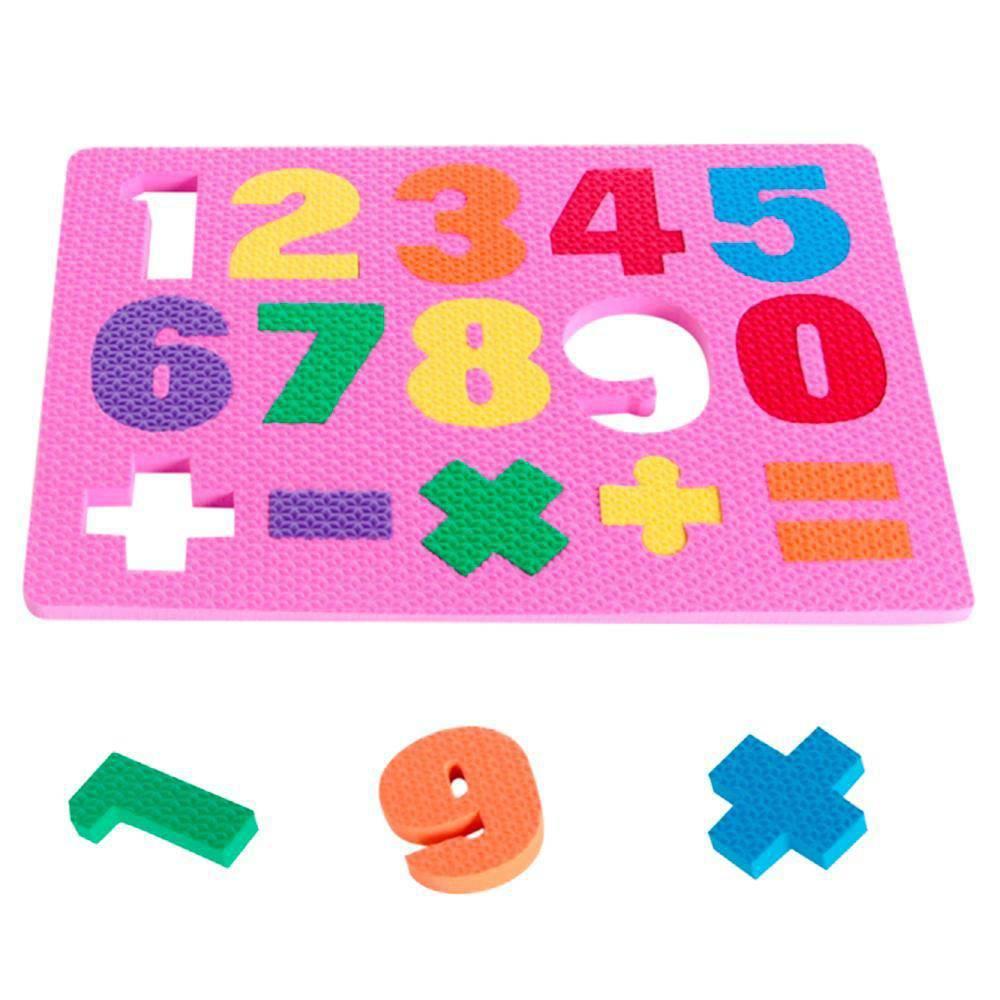 Numeros Conhecendo Os Numerais  - Alegria Brinquedos