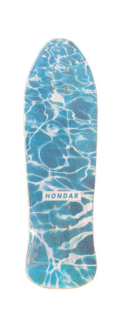 Semi Long Hondar - Serie Bali Fundo do Mar  - Alegria Brinquedos