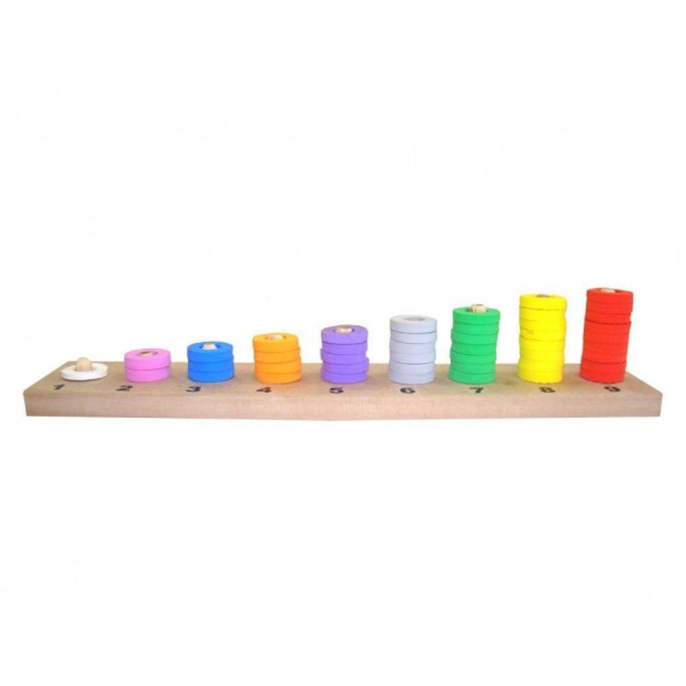 Sequencia De Unidades Em E.v.a.  - Alegria Brinquedos