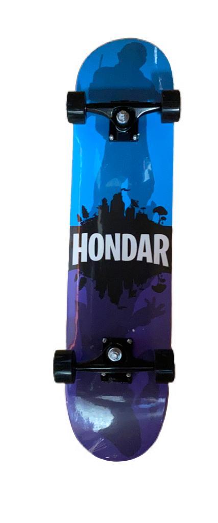 Skate Iniciante Hondar  - Alegria Brinquedos