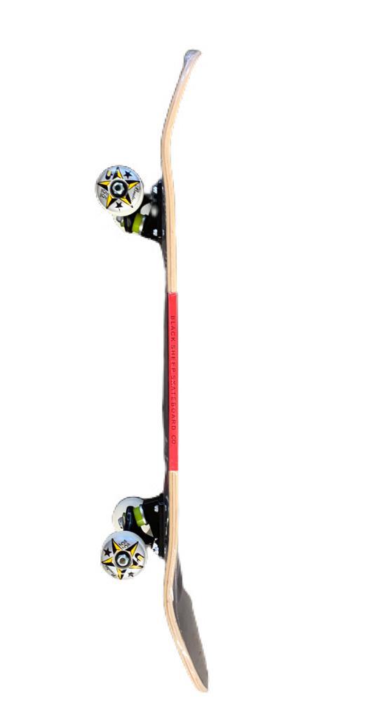 Skate Black Sheep - Pro 2  - Alegria Brinquedos
