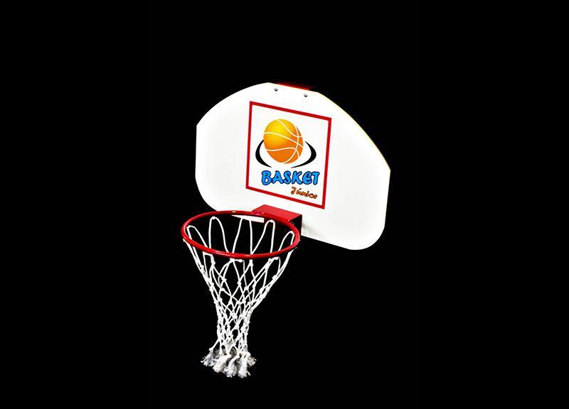 Tabela De Basket Júnior - Mdf  - Alegria Brinquedos
