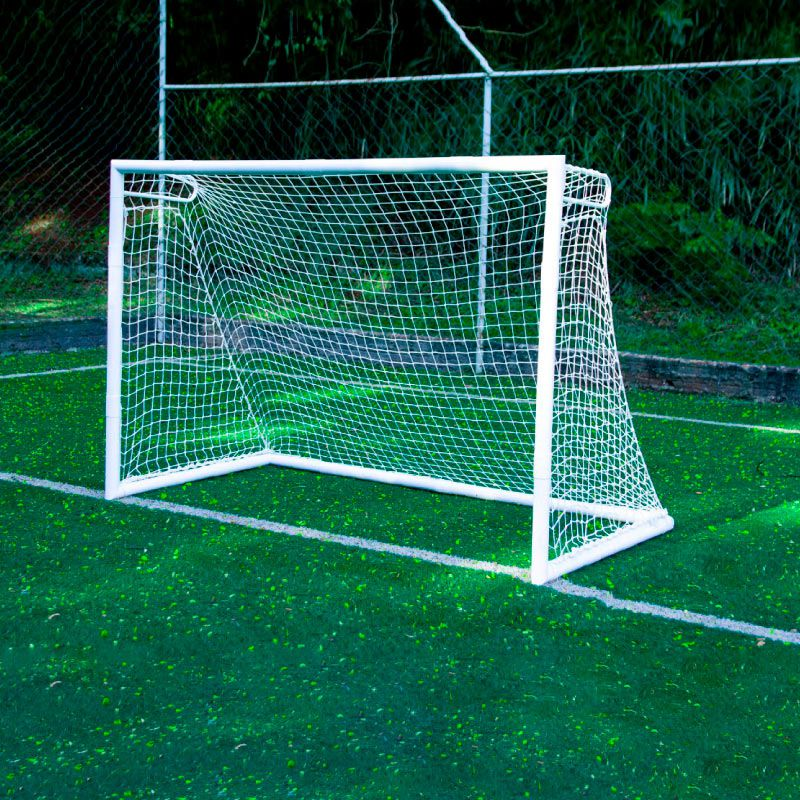Trave De Futebol Juvenil Desmontável  - Alegria Brinquedos