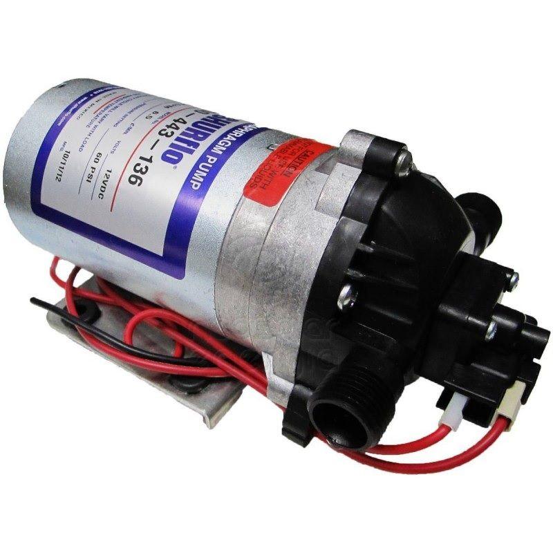Kit Bombeamento Solar Shurflo 8000 (85Wp)