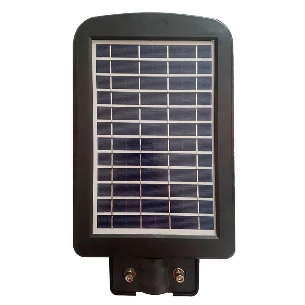 Luminária Solar Pública 20W All in One para Postes 2 a 3 mt