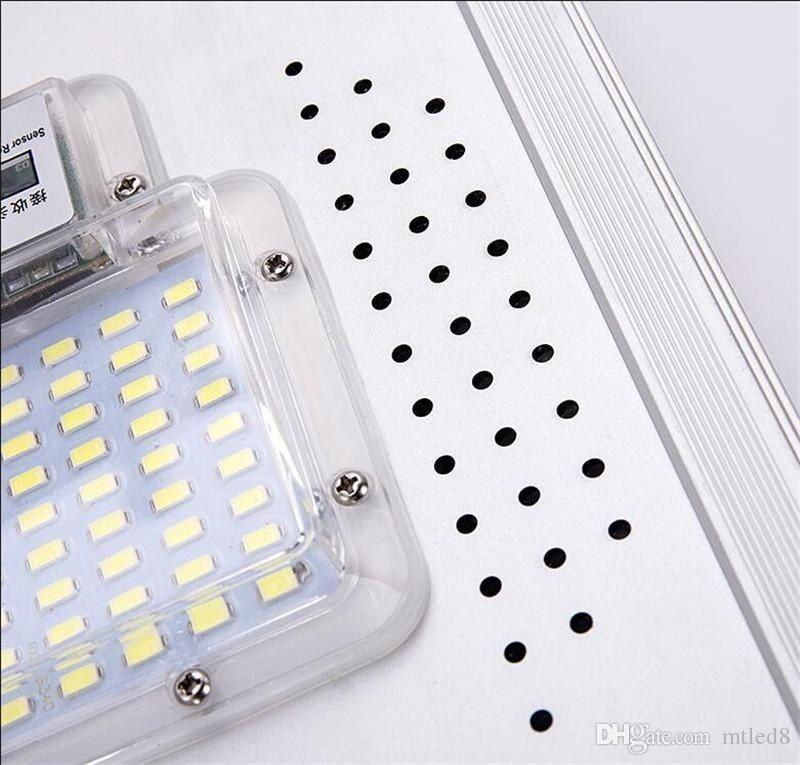 Luminária Solar Pública 50W All in One para Postes 3 a 5 mt