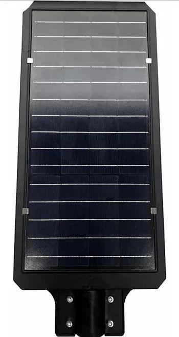 Luminária Solar Pública Foyu 120W All in One para Postes 5 a 6 mt
