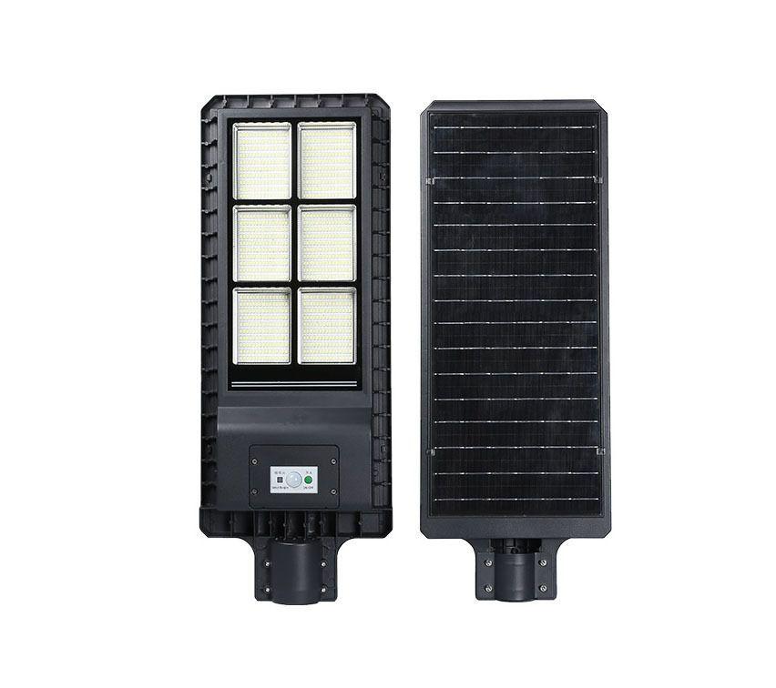 Luminária Solar Pública Foyu 180W All in One para Postes 7 a 8 mt
