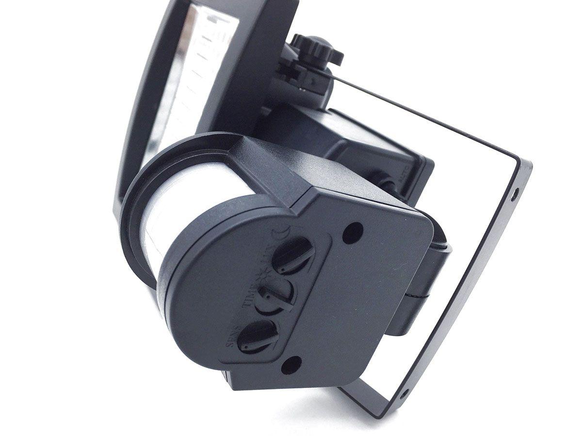 Refletor Solar 120 Leds com Sensor de Presença 1100 Lúmens