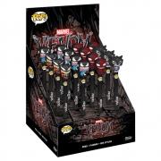 Canetas POP Marvel Venom Pen Toppers ( COM 16 PEÇAS))