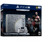 Console Sony PlayStation 4 Pro 1TB, 4K HDR , God of War, Edição Limitada