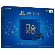 Console Sony PlayStation 4 Slim 1TB DAYS OF PLAY - Edição Limitada