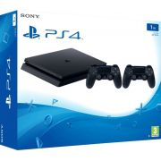 Console Sony PlayStation 4 slim 1TB Com 2 Controles