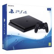 Console Sony Playstation 4 Slim 1TB Preto + Jogo Pes 2020