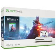 Console Xbox One S 1TB Bundle BATTLEFIELD V