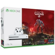 CONSOLE Microsoft XBOX ONE Slim 1TB BUNDLE HALO WARS 2 + + Brinde Chocolate Milka 300g