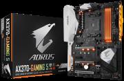 Kit Gamer Placa Mãe Gigabyte AX370-GAMING Aorus 5 + Processador AMD Ryzen 7 2700X