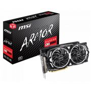 Placa De Vídeo MSI RX-590 Armor OC 8GB