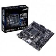 Placa Mãe Asus Prime B350M-A AM4, 4xDDR4, DVI-D, VGA, HDMI, USB, SATA