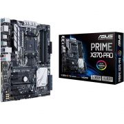 Placa Mãe Asus Prime X370-PRO AM4, 4x DDR4, PCI-E, HDMI, DP, USB, SATA