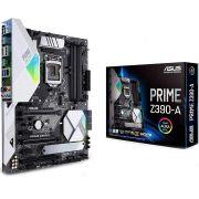 Placa Mãe Asus Prime Z390-A LGA 1151, 4x DDR4, Chipset Intel Z390