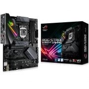 Kit Gamer Placa Mãe Asus ROG STRIX B360-F GAMING + Intel Core i7-8700