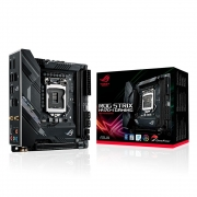 Placa Mãe Asus Rog Strix H470-I Gaming, Intel Socket 1200, Mini ITX, DDR4