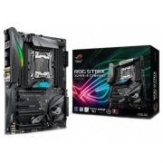 Placa Mãe Asus ROG Strix X299-E Gaming LGA 2066, 8x DDR4, PCI-E, USB, SATA, BT, WiFi