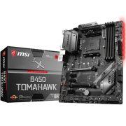 Placa-Mãe MSI B450 Tomahawk, AMD AM4