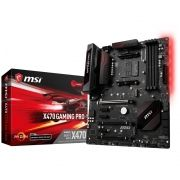 Placa Mãe MSI X370 GAMING PRO DDR4 AM4 USB3.1, SOM, HDMI, DVI, DDR4, TYPE C