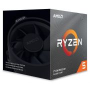 Processador AMD Ryzen 5 3600X 3.80GHz (4.4GHz Max Turbo) 35MB - Socket AM4