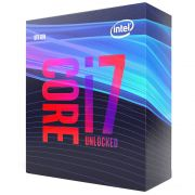 Processador Intel Core i7-9700K Coffee Lake Refresh, Cache 12MB, 3.6GHz (4.9GHz Max Turbo) S1151