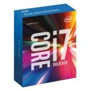 Processador Intel Core I7 LGA 1151 I7-7700K, 4.2GHz, 8MB Cache