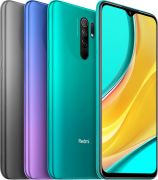 Smartphone Xiaomi Redmi 9, Tela 6.53, 4GB/64GB - Oferta Black Friday