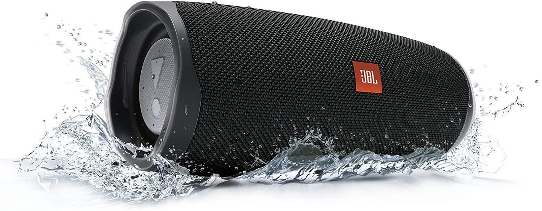 Caixa De Som JBL Charge 4 Portátil, IPX7 à prova d'água