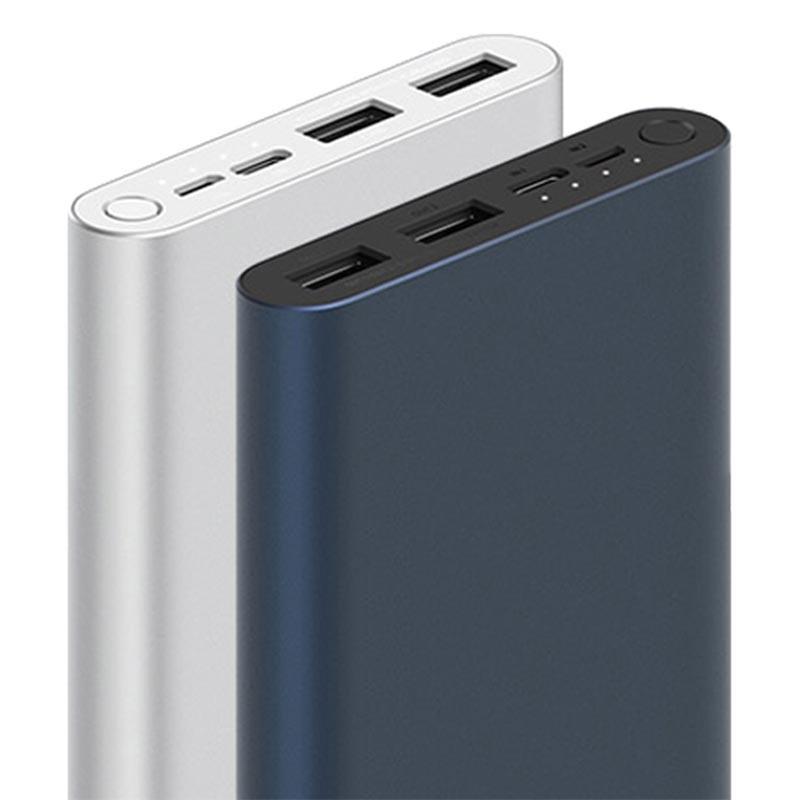 Carregador Portátil Xiaomi 10.000 mAh - Mi Power Bank 3
