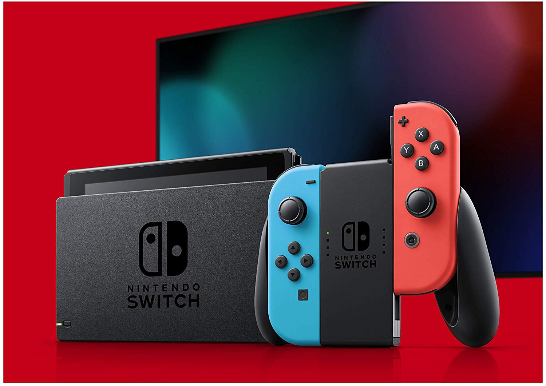 Console Nintendo Switch 32GB - Nova Versao