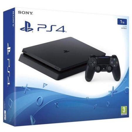 Console Sony Playstation 4 Slim 1TB Preto