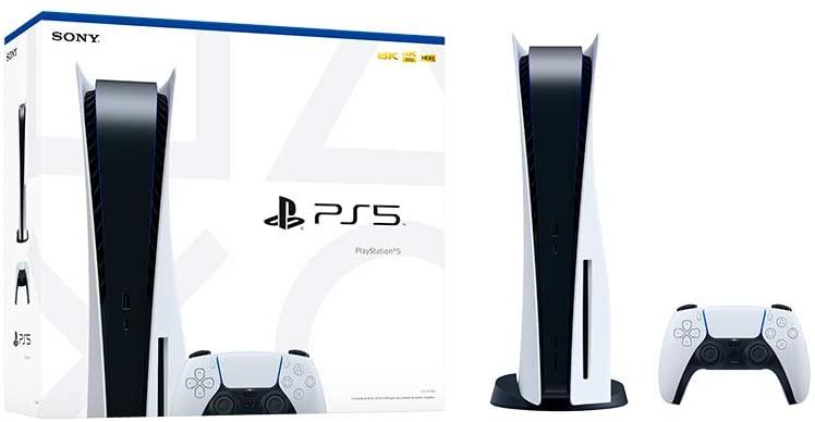 Console Sony PlayStation 5, 8K, 825GB