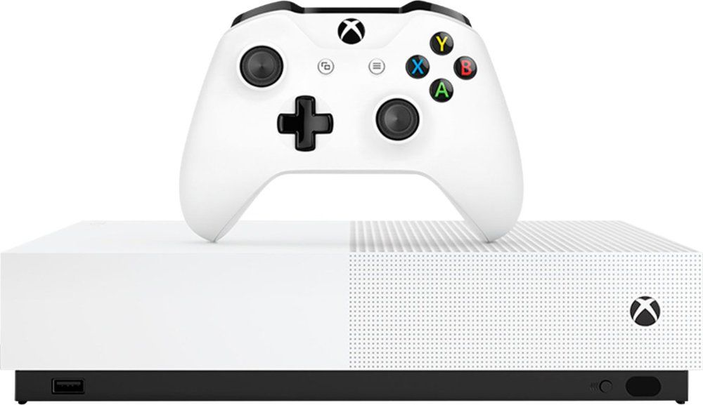 Console Xbox One S 1TB Sem Leitor