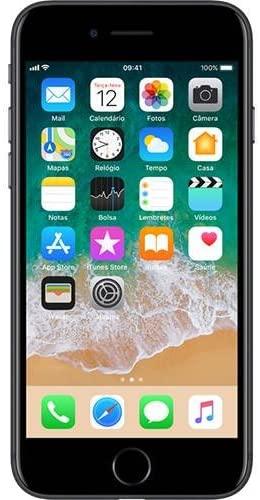 iPhone 7 128GB 4G Tela 4.7 Retina - Cam. 12MP + Selfie 7MP iOS 11 - Apple