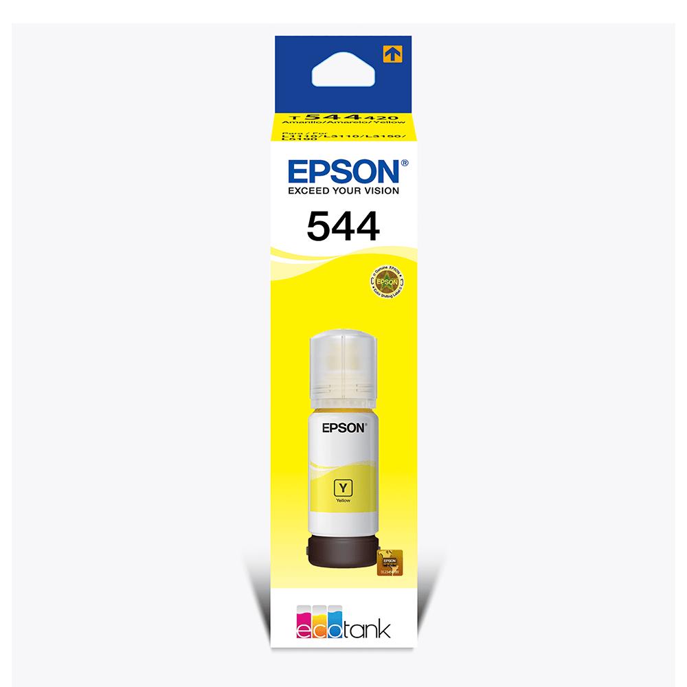 Impressora Multifuncional Epson EcoTank L3150, Jato de Tinta, Colorida, Wi-Fi, Bivolt + Kit Refil Tinta Completo