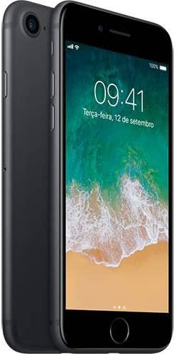 iPhone 7 32GB 4G Tela 4.7 Retina - Cam. 12MP + Selfie 7MP iOS 11 - Apple