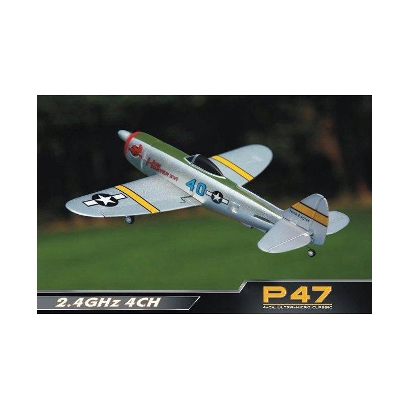 Nine Eagles P-47 - Aeromodelo