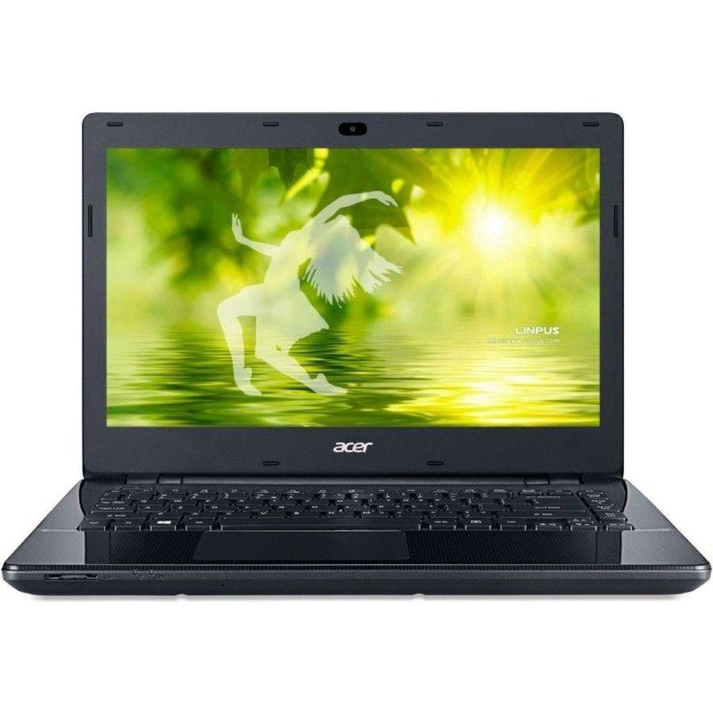 """Notebook Acer Aspire E5-471-36ME i3 4030u, 4 Gb, 500 Gb, """"14"""" HD - Preto"""