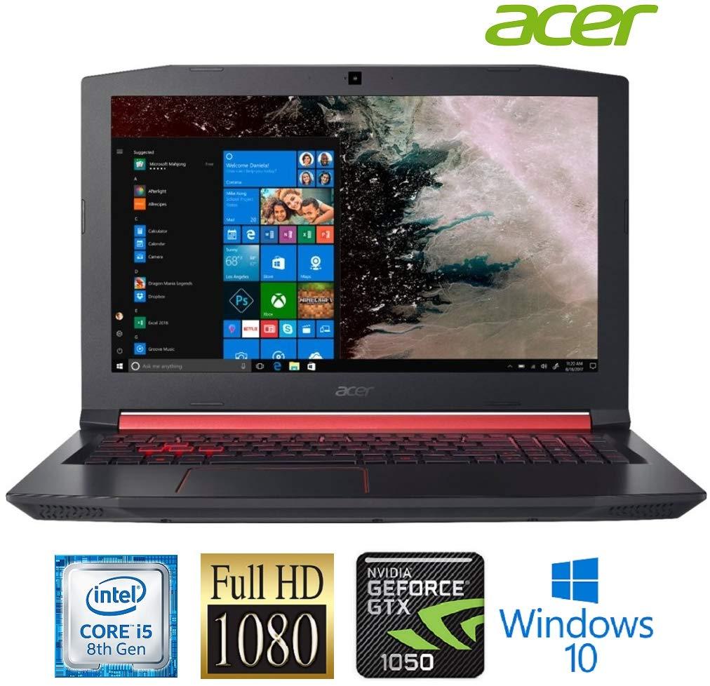 Notebook Acer Nitro 5 AN515-53-52FA Intel Core i5-8300H GTX 1050